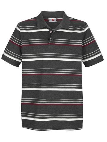 ROGER KENT Polo marškinėliai su garngefärbtem dry...
