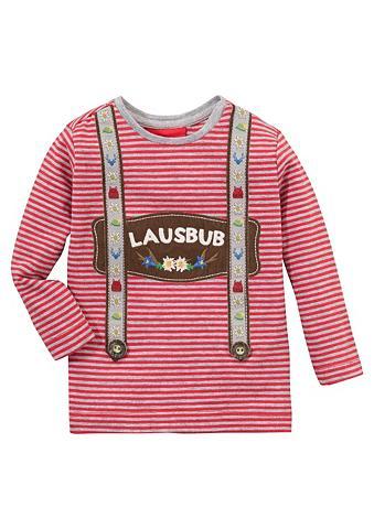 BONDI Marškinėliai Vaikiški su apvadas