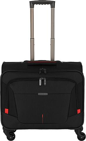 travelite Business-Trolley »@work 45 cm Schwarz«...