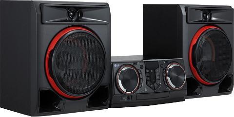 LG »CL65« Kompaktanlage (Bluetooth Karaok...