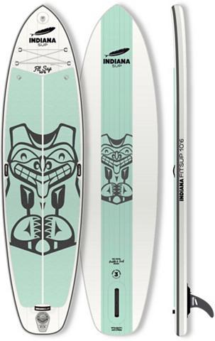 INDIANA PADDLE & SURF Indiana Paddle & Surf Inflatable SUP-B...
