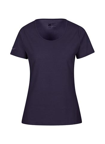 TRIGEMA Marškinėliai iš ekologiška medvilnė