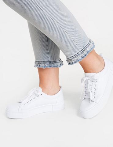 SAMOON Kelnės Džinsai trumpesnio ilgio »Jeans...