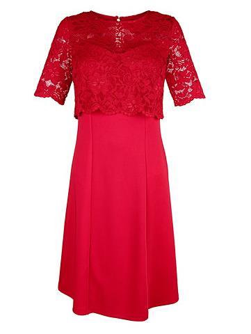 LAURA KENT Suknelė su gražus nėrinių