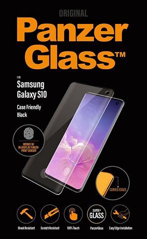 PanzerGlass Schutzglas »Samsung S10 Fingerprint Ca...