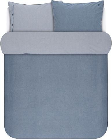 Marc O'Polo Home Patalynė »Washed Chambray« su Melangeo...