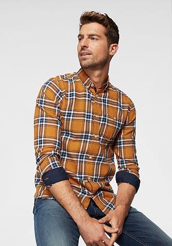 TOM TAILOR Marškiniai ilgomis rankovėmis
