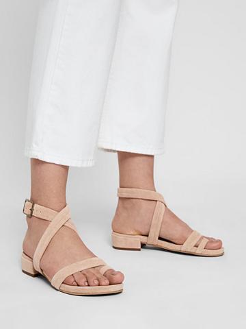 BIANCO Verstos odos sandalai
