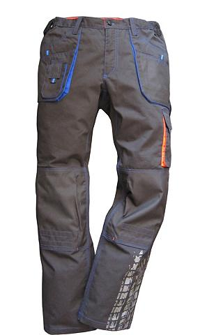 TERRAX WORKWEAR Darbinės kelnės su elastingas intarpas...
