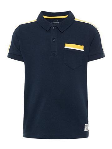 NAME IT Einsatzstreifen Polo marškinėliai