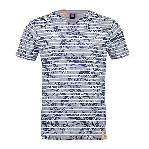 LERROS Marškinėliai »im Streifenlook«