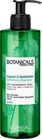 BOTANICALS Haarshampoo »Ingwer ir Koriander« stär...