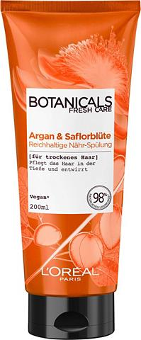 BOTANICALS Haarspülung »Argan ir Saflorblüte« rei...
