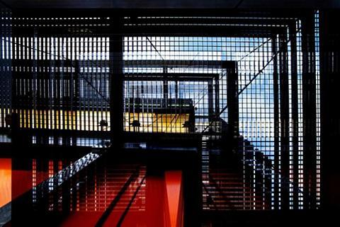 Places of Style Acrylglasbild »Industrie«