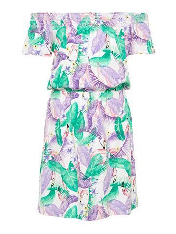 NAME IT Flamingoprint suknelė