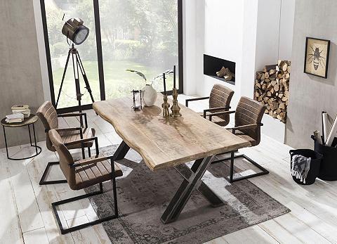 SIT Stalas »Tables« su Lėkštė iš Mangoholz...
