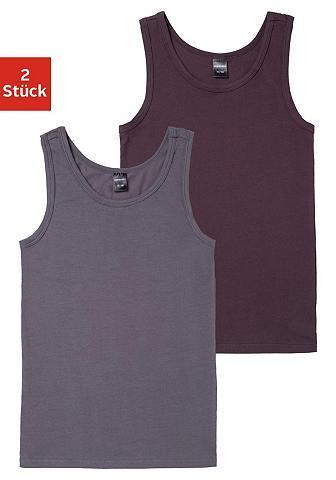 SCHIESSER Apatiniai marškinėliai »Basic« (2 vien...