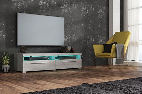 TV staliukas plotis 140 cm