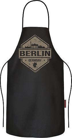 Rahmenlos Grillschürze dėl den Berlin-Fan