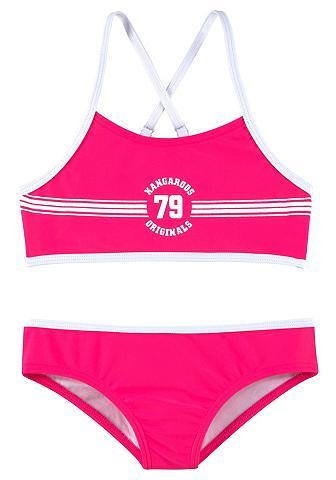 KangaROOS Bikini maudymosi kostiumėlis »Sporty« ...