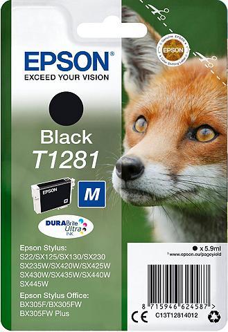 EPSON » T1281 Original C13T12814012 Schwarz«...