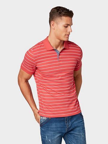 TOM TAILOR Marškinėliai »Gestreiftes Polo marškin...