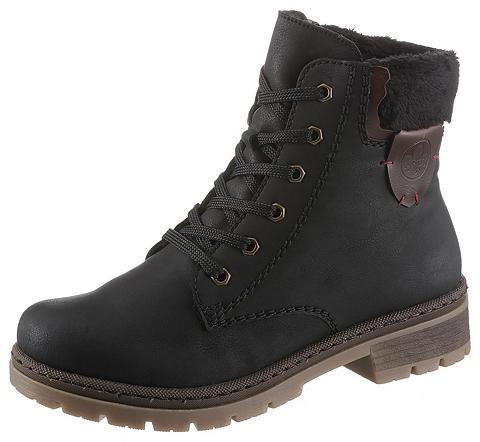 Rieker Žieminiai batai in Bergsteiger-Optik