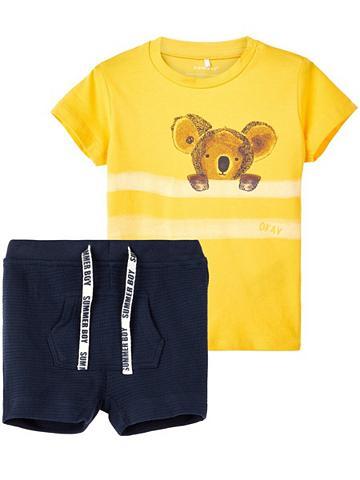 NAME IT Koalaprint Shorts-Set