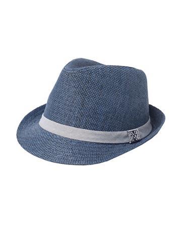 TOM TAILOR Megzta kepurė »Strohhut«