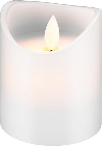 Goobay LED Echtwachs »Kerze 75x10 cm«