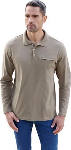 CLASSIC Polo marškinėliai su Seitenschlitze