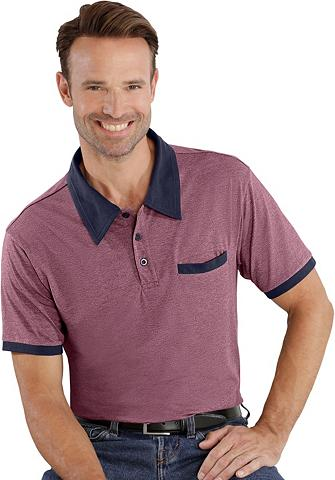 CLASSIC Polo marškinėliai in Melange-Optik