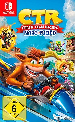 Activision CTR Crash Team Racing Nitro Fueled Nin...