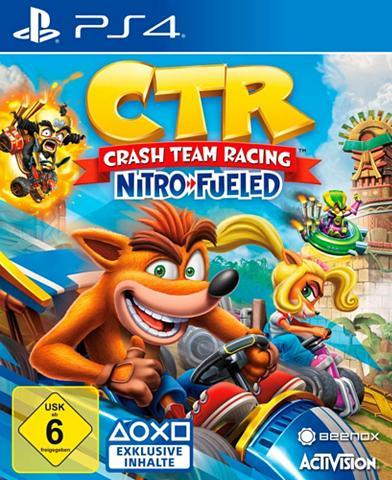 Activision CTR Crash Team Racing Nitro Fueled Pla...