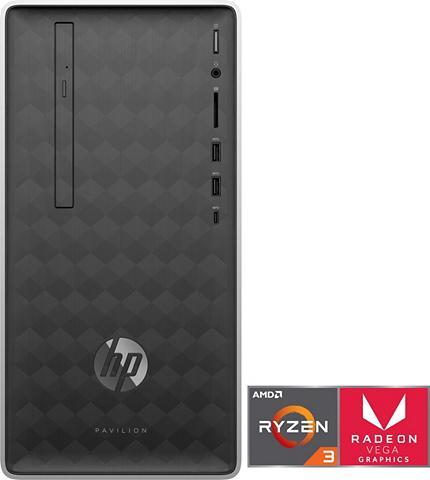 HP »Pavilion 590-p0351ng« PC (AMD Ryzen 3...