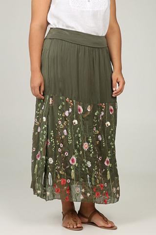 PAPRIKA Maxi ilgio sijonas