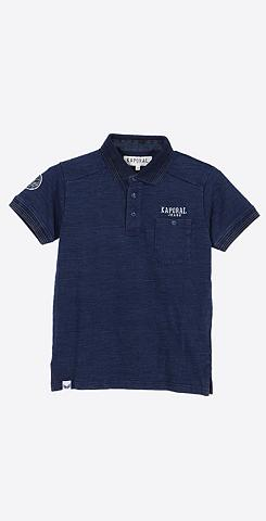 KAPORAL Polo marškinėliai su coolem Totenkopf-...
