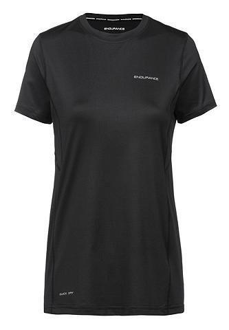 ENDURANCE Marškinėliai trumpomis rankovėmis su Q...