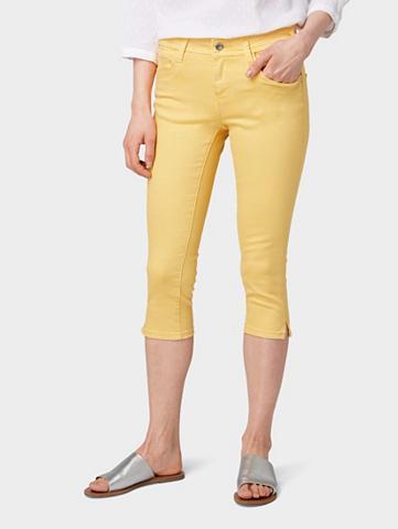TOM TAILOR 3/4 ilgio džinsai »Alexa siauras Kapri...