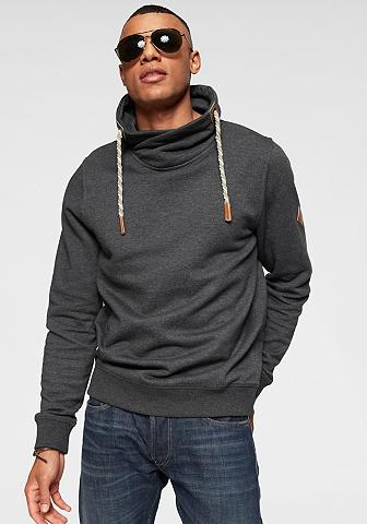 BLEND Sportinio stiliaus megztinis