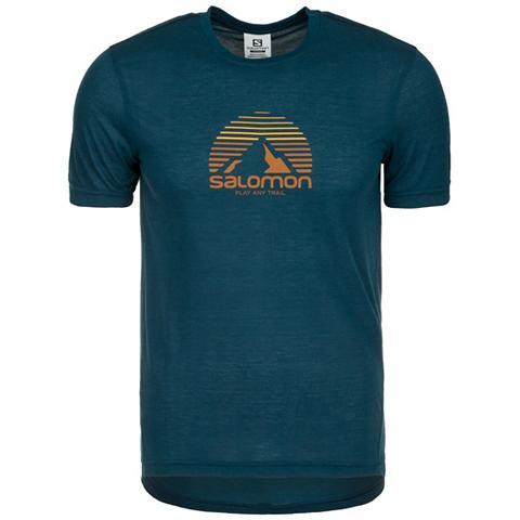 SALOMON Sportiniai marškinėliai »Explore Graph...
