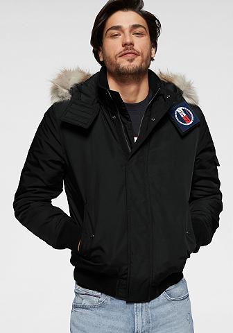 TOMMY JEANS TOMMY Džinsai striukė »TJM TECH JACKET...