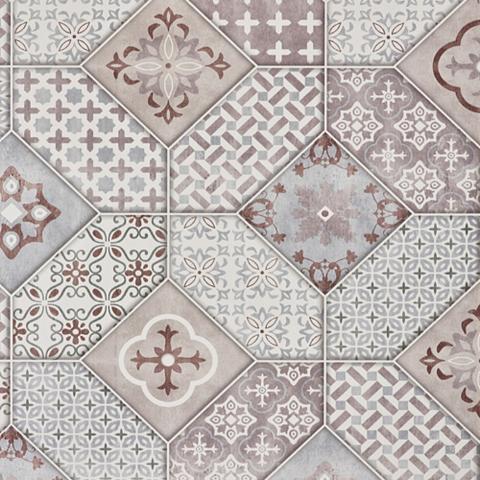 BODENMEISTER Tapetai »Ornamente Taupe/Grau« 1005 x ...