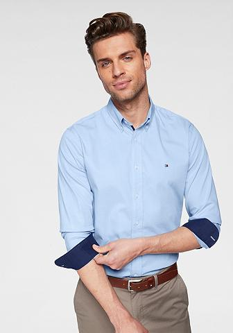 TOMMY HILFIGER Marškiniai ilgomis rankovėmis »STRETCH...