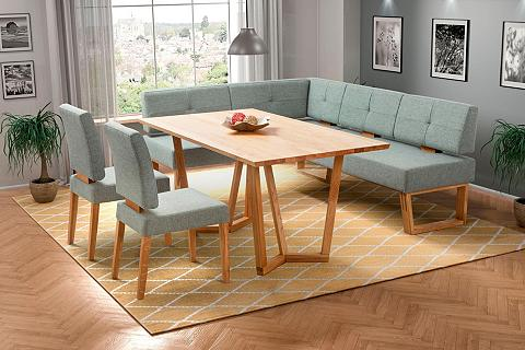 Premium collection by Home affaire Kampinis virtuvės suolas su kėdėmis