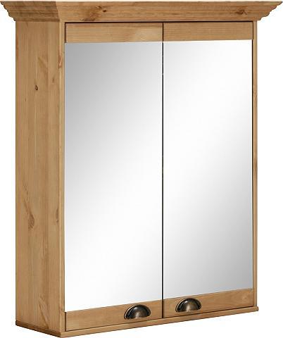 HOME AFFAIRE Spintelė su veidrodžiu »Claudia«