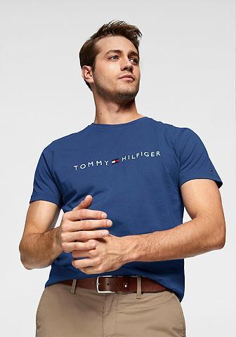 TOMMY HILFIGER Marškinėliai »TOMMY FLAG hilfiger TEE«...