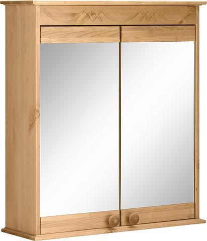 HOME AFFAIRE Spintelė su veidrodžiu »Sofia«