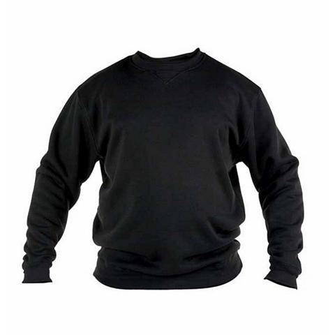 DUKE CLOTHING Megztinis apvalia iškirpte