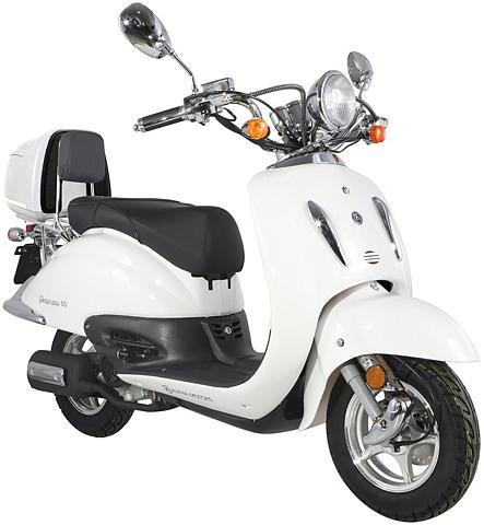 ALPHA MOTORS Motoroleris »Firenze« 50 ccm 45 km/h i...